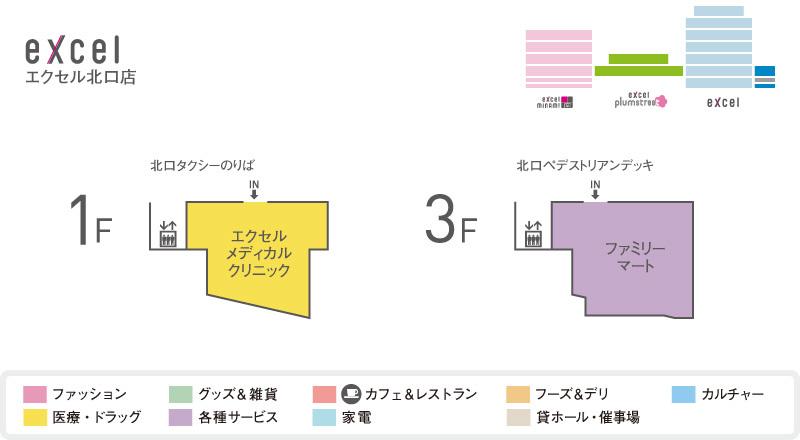 map-north